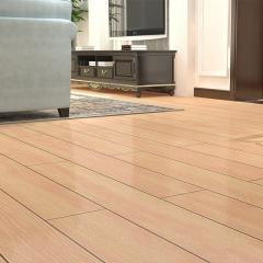 浅橡木强化木地板平面光压现代风格 805*125*12mm
