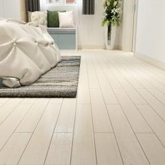 新浅橡木强化木地板平面光压现代风格 805*125*12mm