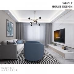 现代风格现代简约全屋定制家居配套方案 定制诚意金(具体价格以设计方案为准)