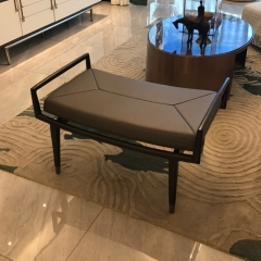 现代筑美定制边椅长凳 现代简约