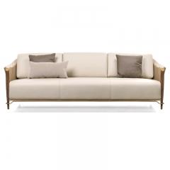 琉璃时光 H21804-0418D 三人沙发
