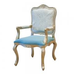 凡尔赛的浪漫 H21604-0377D 书椅