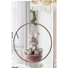 凡尔赛的浪漫 H11904-1118D 吊椅