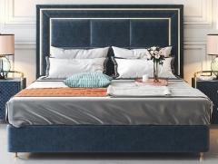 雅致轻奢 H14104-0271D 床(含床垫)