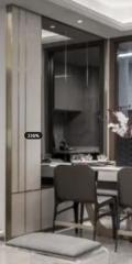 浮光奢影 S11200-0380D背景墙