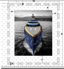 海上钢琴师 H15904-0126D 挂板外框 价格待定