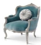 凡尔赛的浪漫 H21704-2123D 单椅