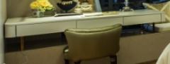 琉璃时光 H22304-0802D 飘窗书台