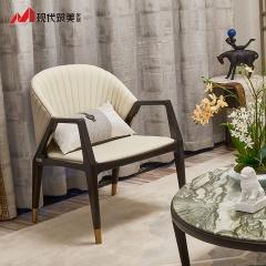 丹青·风华 H21804-0421D 单人沙发