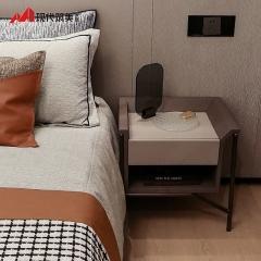 琉璃时光 H23304-0711/2D 床头柜 床头柜(左)