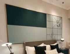 海棠阁 造型挂板